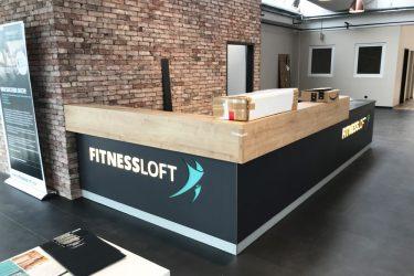 Fitnessloft-Gruppe, Studio Bünde