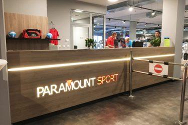 Paramount Sports, Chemnitz